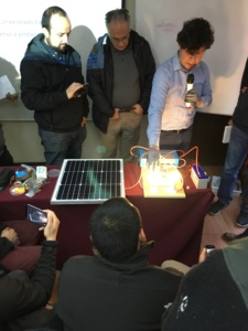 Curso Energia Solar Newen Solar