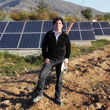 Javier Hueichapan Newen Solar