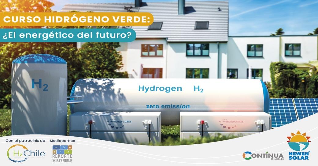 Curso Hidrogeno Verde - Continua Soluciones - Newen Solar