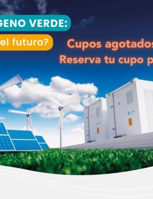 Curso Hidrogeno Verde Proxima Version Mayo