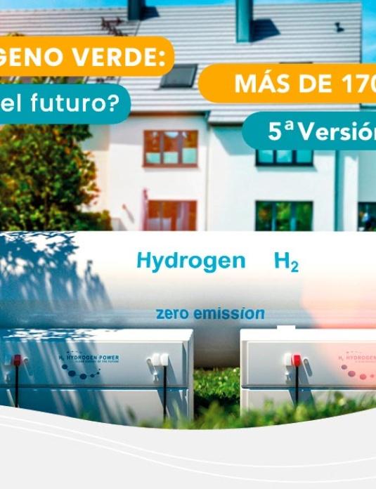 Curso de Hidrógeno Verde: ¿El energético del futuro?